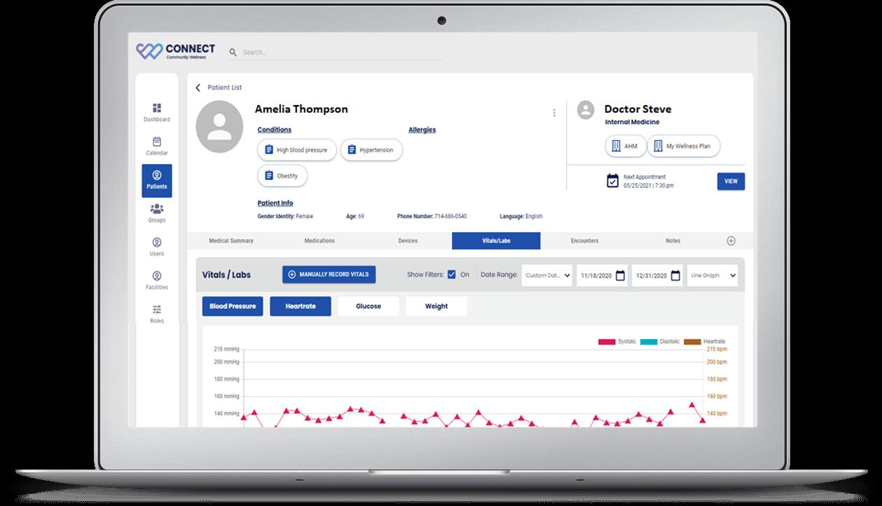Data Integration Screenshot
